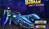 """Dienos žaidimas: drifteris """"Batman'as"""""""