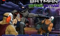Dienos žaidimas: Batman'as dalina malkas