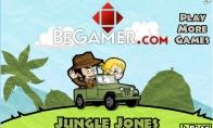 Dienos žaidimas: grįžimas namo per džiungles.