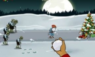 Dienos žaidimas: Kalėdiniai zombiai