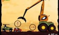Dienos žaidimas: Automobilių kapinynas