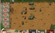 Dienos žaidimas: karo laukas