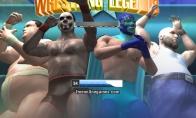 Dienos žaidimas: Wrestlingo legendos