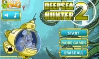 Dienos žaidimas: povandeninis medžiotojas