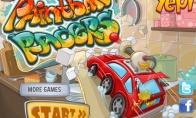 Dienos žaidimas: dažasvydis ant ratų