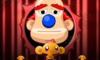 Dienos žaidimas: Pralinksmink beždžionėlę