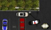 Dienos žaidimas: Policijos parkuotojas