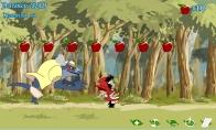 Dienos žaidimas: Raudonkepuraitės pabėgimas