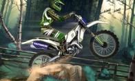 Dienos žaidimas: Miškų motokrosas
