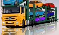 Dienos žaidimas: Tralo vairuotojas
