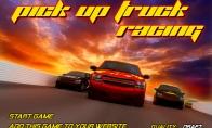 Dienos žaidimas: pickup'ų lenktynės