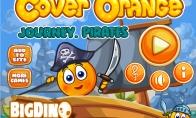 Dienos žaidimas: išgelbėk apelsiną!