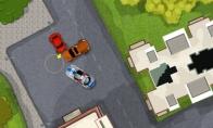 Dienos žaidimas: Policijos patrulio diena