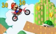 Dienos žaidimas: Baikeris Mario