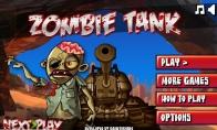 Dieno žaidimas: zombių tankas