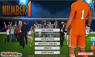 Dienos žaidimas: futbolistas nr1.