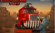 Dienos žaidimas: zombių traiškyklis II