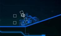 Dienos žaidimas: Neoniniai ratai