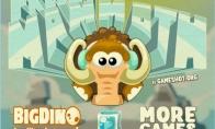 Dienos žaidimas: išgelbėk užšąlusį mamutą