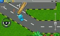 Dienos žaidimas: Mašinų nutempėjas