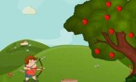 Dienos žaidimas: Obuolių šaudytojas