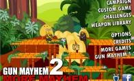 Dienos žaidimas: ginklų chaosas