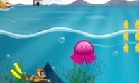 Dienos žaidimas: Povandeninio pasaulio tyrinėtojas