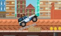 Dienos žaidimas: Policijos gaudynės