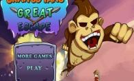 Dienos žaidimas: Orangutangų pabėgimas