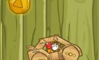 Dienos žaidimas: burunduko lenktynės