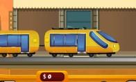 Dienos žaidimas: Traukinio mašinistas