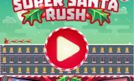 Dienos žaidimas: Kalėdų senio kelionė