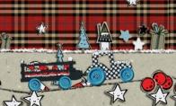Dienos žaidimas: Kalėdų senelio traukinukas