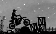 Dienos žaidimas: Žiemos motokrosas