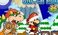 Dienos žaidimas: Mario nuotykiai žiemą