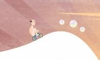 Dienos žaidimas: ledo dviratukas