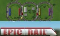 Dienos žaidimas: Traukinių valdovas