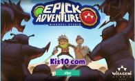 Dienos žaidimas: epiniai nuotykiai