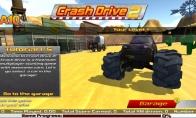 Dienos žaidimas: vairuok ir daužyk