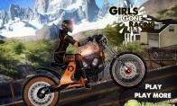 Dienos žaidimas: Ratuota mergina