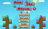 Dienos žaidimas: Blokelių numušimas
