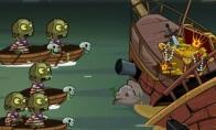 Dienos žaidimas: zombi piratas