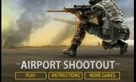 Dienos žaidimas: oro uosto puolimas