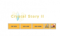 Dienos žaidimas: kristalinė istorija