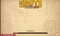 Dienos žaidimas: gigantai ir dwarfai