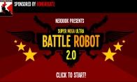 Dienos žaidimas: Karinis robotas