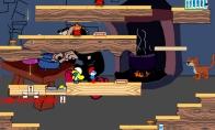 Dienos žaidimas: Smurfų labirintas
