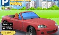 Dienos žaidimas: Vasariškas parkingas