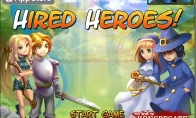 Dienos žaidimas: samdomi herojai