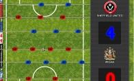 Dienos žaidimas: Stalo futbolo žaidimas
